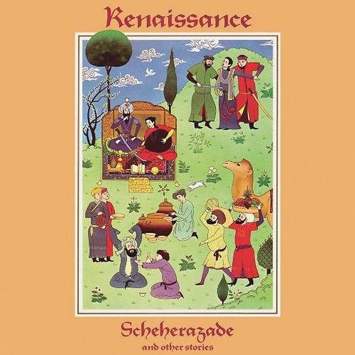 RENAISSANCE - SCHEHERAZADE AND OTHERS STORIES LP