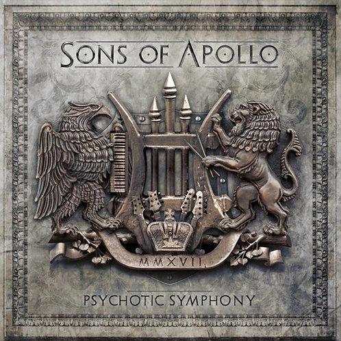 SONS OF APOLLO - PSYCHOTIC SYMPHONY CD