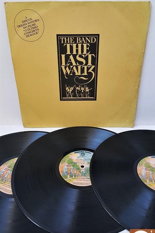 THE BAND - THE LAST WALTZ TRIPLO LP