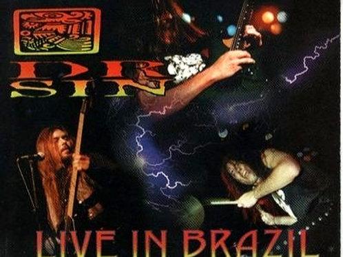 DR.SIN - LIVE IN BRAZIL CD