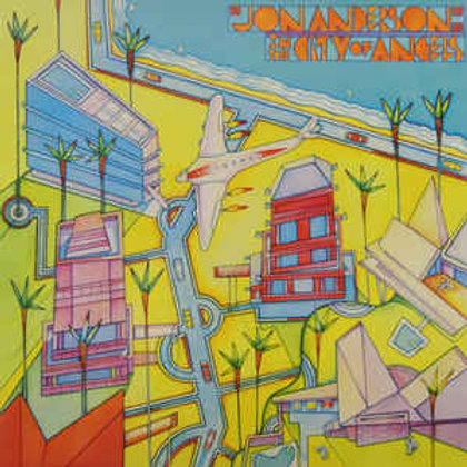 JOANDERSON  - IN THE CITY OF ANGELS LP
