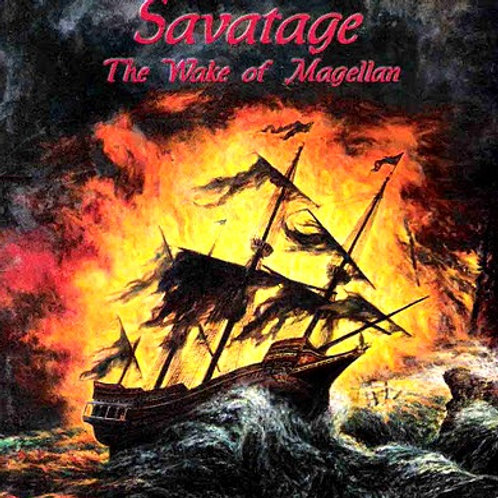 SAVATAGE - THE WAKE OF MAGELLAN CD