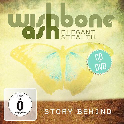 WISHBONE ASH - ELEGANT STEALTH CD BOX