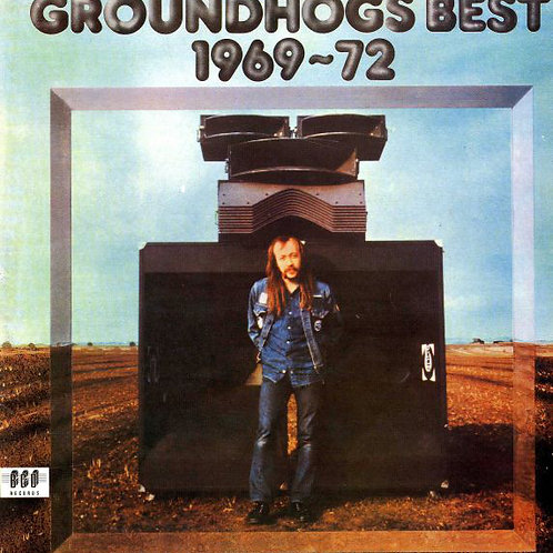 GROUNDHOGS BEST 1969-72 CD