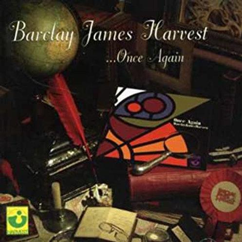BARKLAY JAMES HARVEST - ONCE AGAIN CD