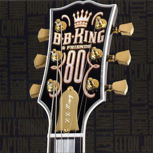 B.B.KING & FRIENDS - 80 CD DIGIPACK