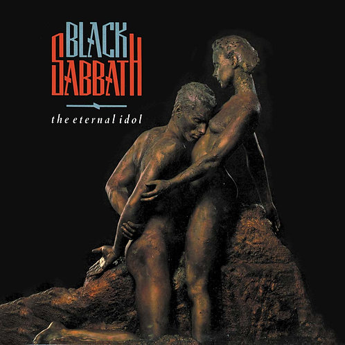 BLACK SABBATH - THE ETERNAL IDOL LP