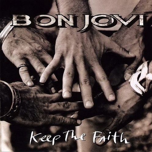 BON JOVI - KEEP THE FAITH CD