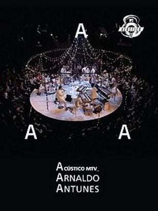 AAA - ACÚSTICO, ARNALDO ANTUNES DVD
