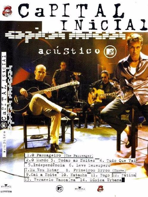 CAPITAL INICIAL - ACUSTICO MTV DVD