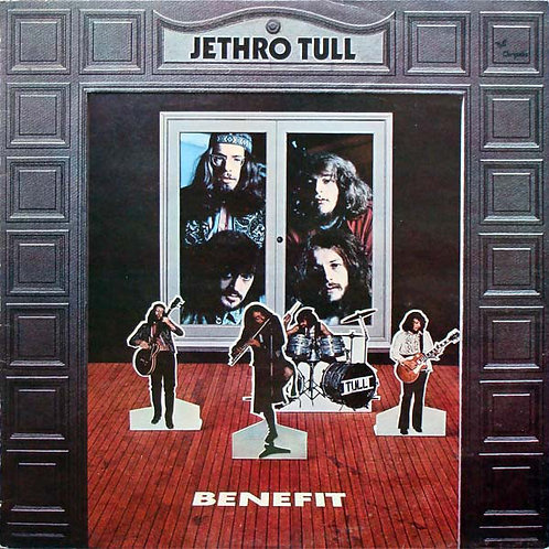 JETHRO TULL - BENEFIT CD