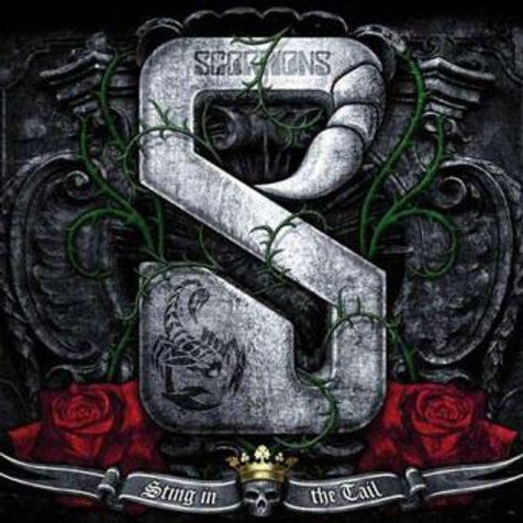 SCORPIONS - STING IN THE TAIL CD