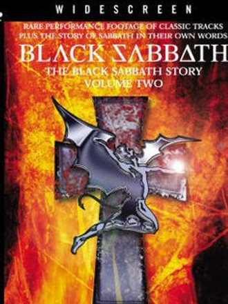 BLACK SABBATH - STORY VOLUME 2 DVD