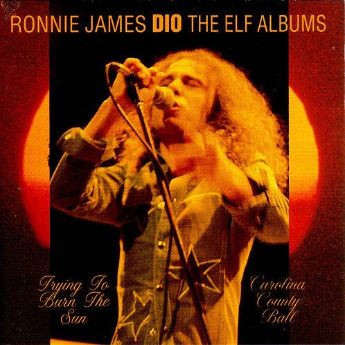 RONNIE JAMES DIO - THE ELF ALBUMS CD