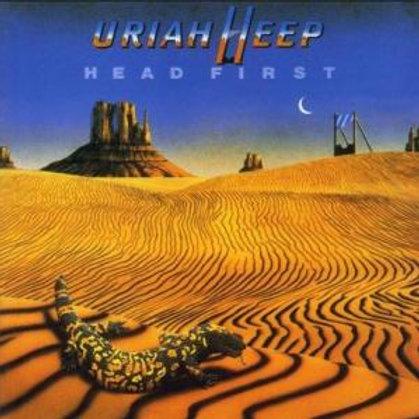 URIAH HEEP - HEAD FIRST CD