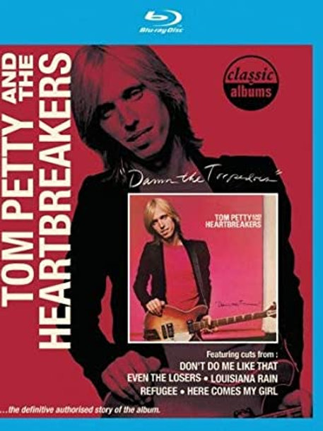 TOM PETTY & THE HEARTBREAKERS - DAMN THE PERDOES BLU RAY