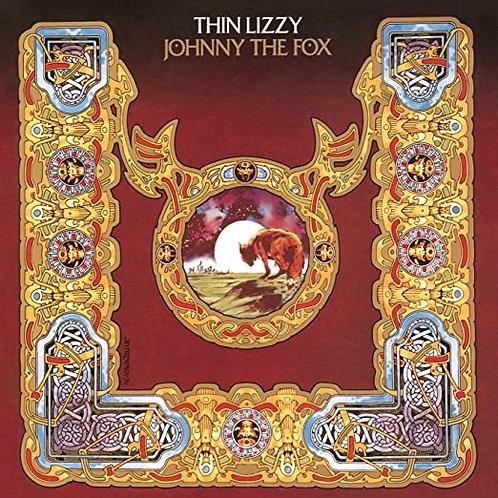 THIN LIZZY - JOHNNY FOX CD