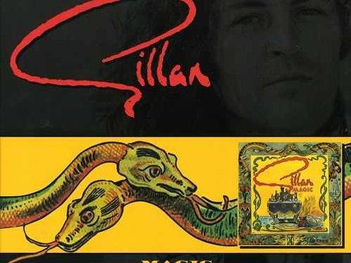 GILLAN - MAGIC CD