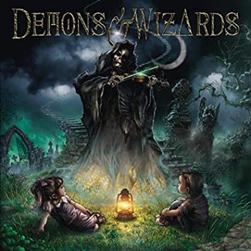 DEMONS & WIZARD CD DIGIPACK
