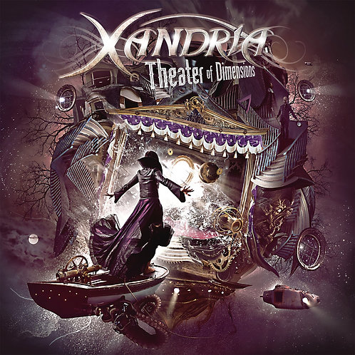 XANDRIA - THEATER OF DIMENSIONS CD