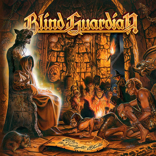 BLIND GUARDIAN - TALES FROM THE TWILIGHT WORLD CD