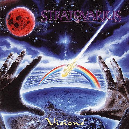 STRATOVARIUS - VISIONS CD