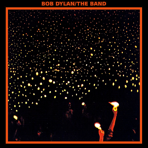 BOB DYLAN & THE BAND - BEFORE THE FLOOD DUPLO LP