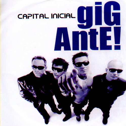 CAPITAL INICIAL - GIGANTE! CD