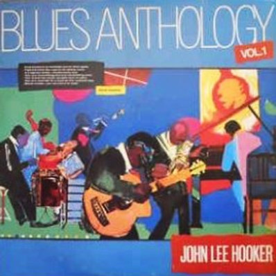 BLUES ANTHOLOGY VOL.1 LP