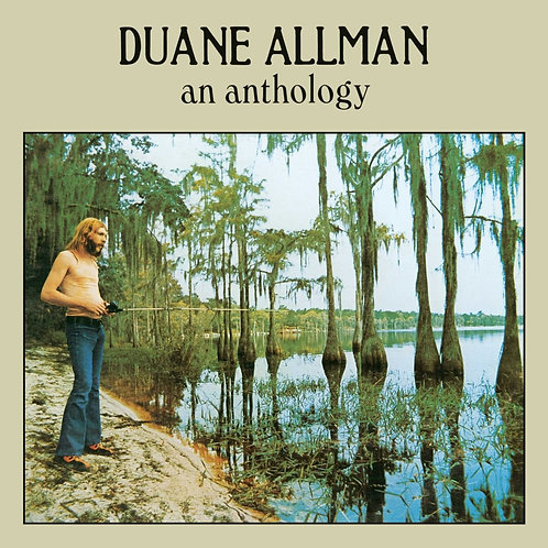 DUANE ALLMAN - AN ANTHOLOGY LP