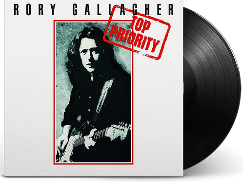 RORY GALAGHER - TOP PRIORITY LP