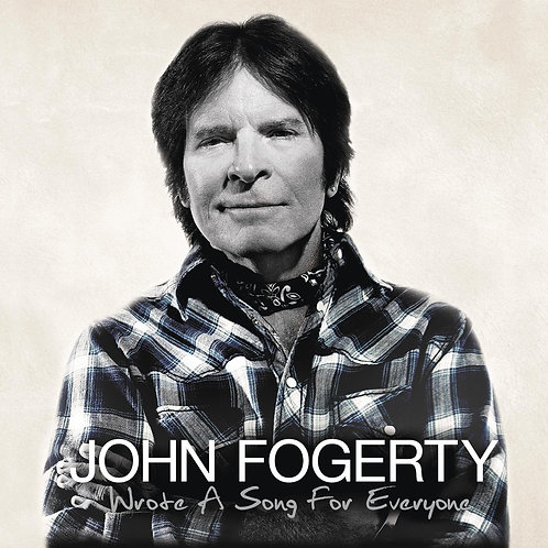 JOHN FOGERTY - WROTE A SONG FOR EVERYONE LP