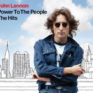 JOHN LENNON - POWER TO THE PEOPLE THE HITS CD