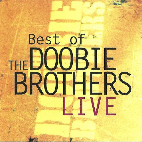 BEST OF DOOBIE BROTHERS - LIVE CD