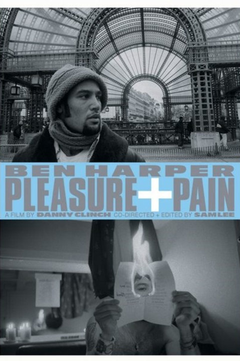 BEN HARPER -  PLEASURE+PAIN DVD