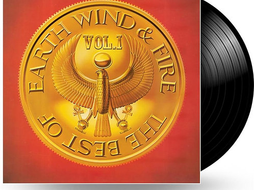 EARTH, WIND & FIRE - THE BEST OF VOL.1 LP