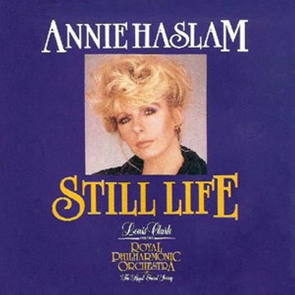 ANNIE HASLAM - STILL LIFE CD