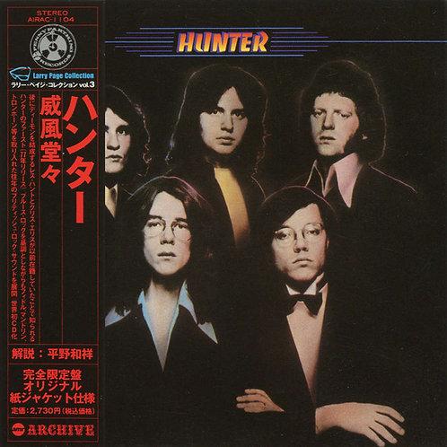HUNTER - BY HUNTER JAPANESE EDITION CD