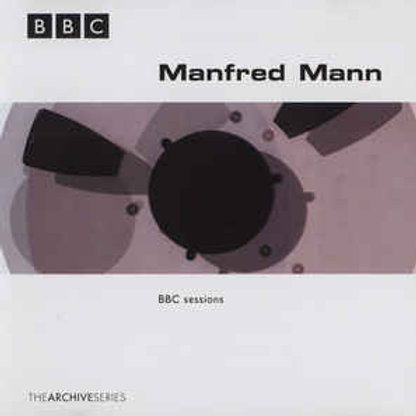 MANFRED MANN - BBC SESSIONS CD