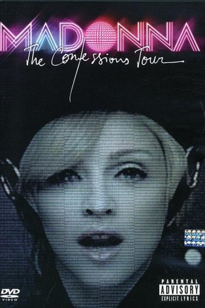MADONNA - THE CONFESSIONS TOUR DVD