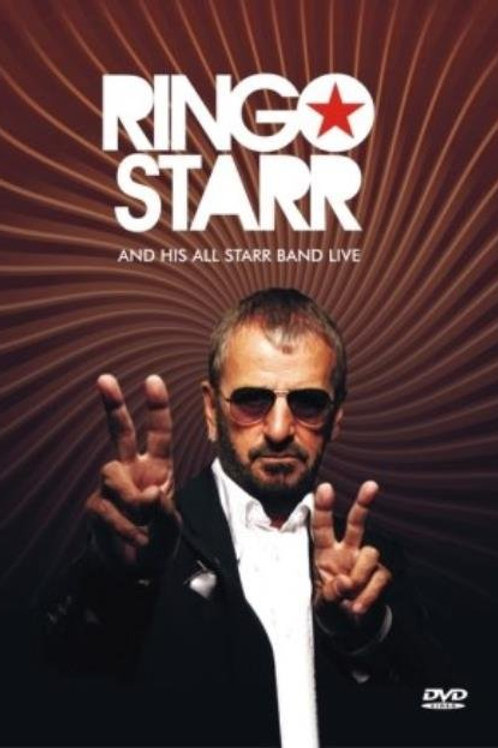 RINGO STARR - AND HIS ALL STARR BAND LIVE DVD