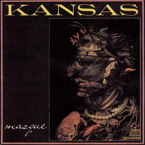 KANSAS - MASQUE CD