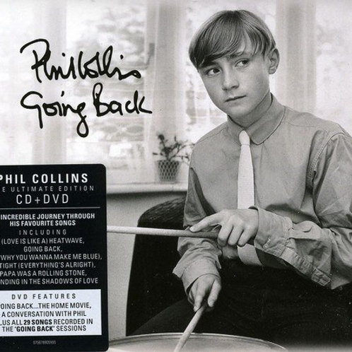 PHIL COLLINS - GOING BACK CD+DVD