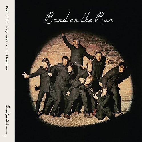 PAUL MCCARTNEY - BAND ON THE RUN DUPLO LP