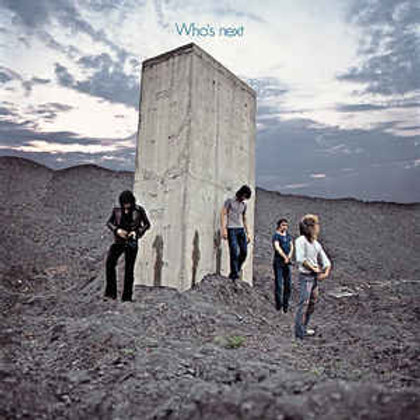 THE WHO - NEXT DUPLO CD