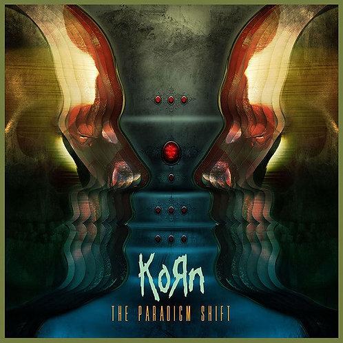 KORN THE PARADIGM SHIFT CD