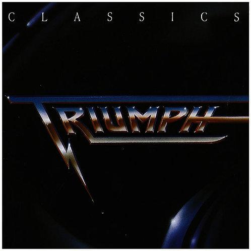 TRIUMPH - CLASSICS CD