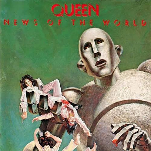 QUEEN - NEWS OF THE WORLD CD