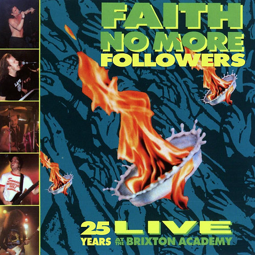 FAITH NO MORE - LIVE AT THE BRIXTON CD