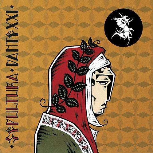 SEPULTURA - DANTE XXI CD DIGIPACK